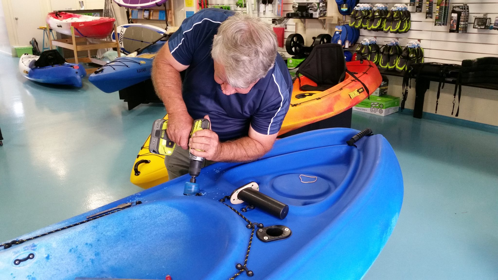 Services | Kayak Central Coast