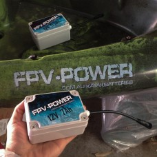 12V 7.5 AH battery and charger