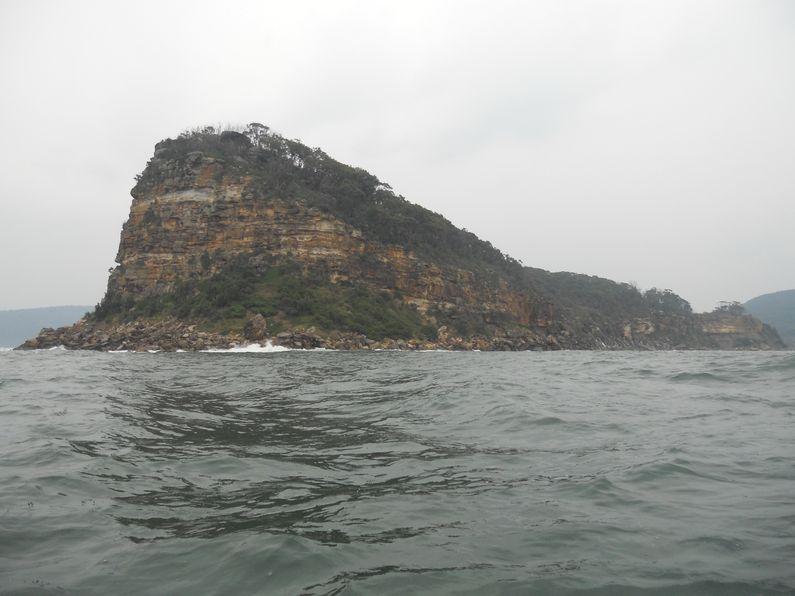 Lion Island circumnavigation