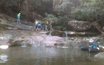 Waterfall Bay Exploration – 4 Mar 2020