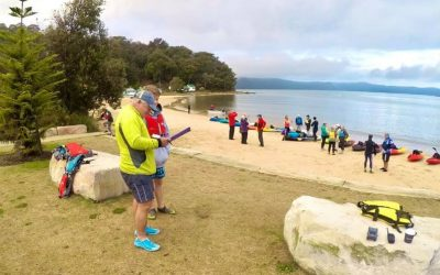 Patonga and along The Hawkebury – 8 July 2020